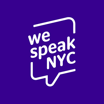 We Speak NYC logo