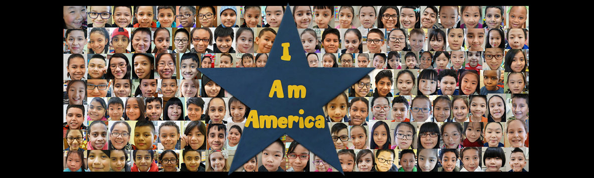 We Are America Banner
