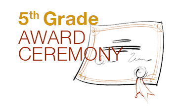 5th Grade Award Ceremony