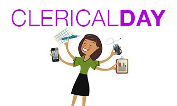 Clerical Day - 06-08-2021