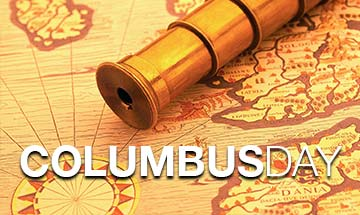 Columbus day - school closed