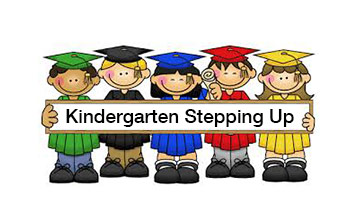 Kindergarten Stepping Up Ceremony