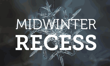 Midwinter Recess