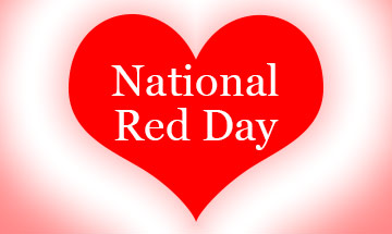 Nation Wear Red Day